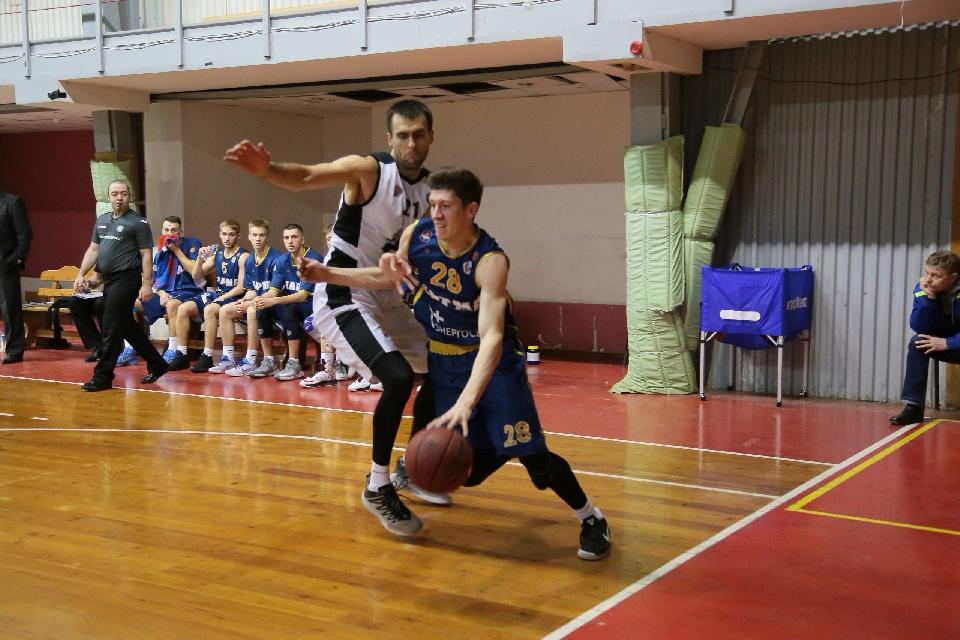 Молодежная лига втб баскетбол